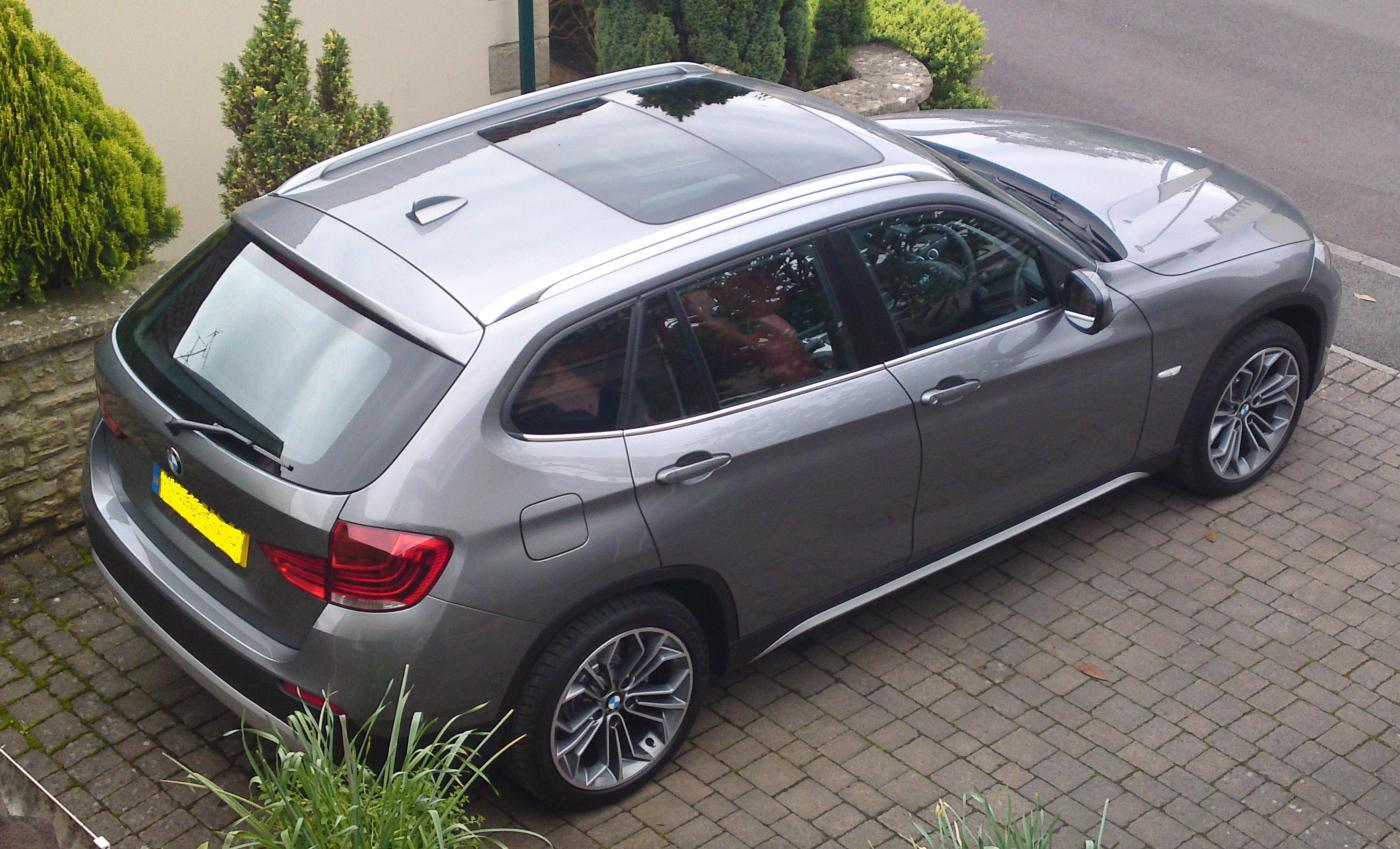 X1 XDrive23d A X Line 2010 Space Grey