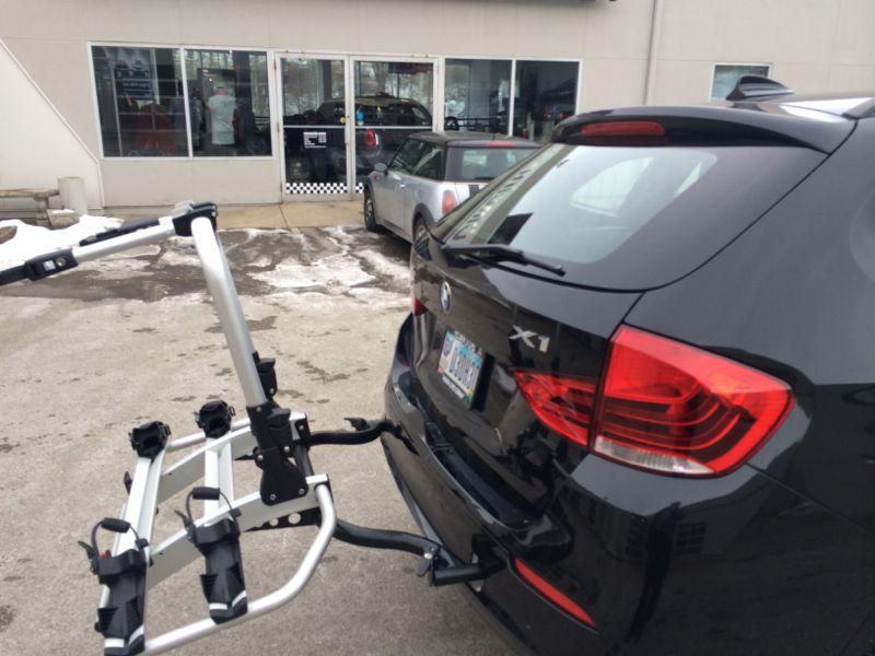 Bmw X1 Rear Bike Rack