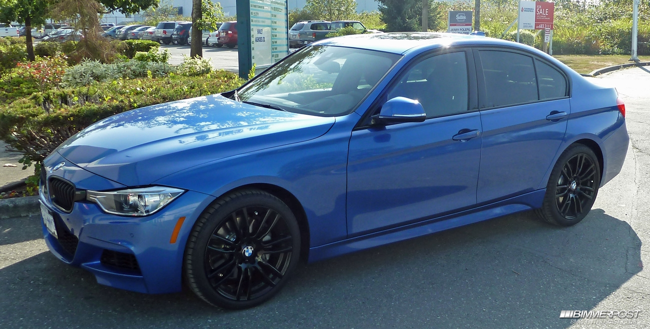 kahunacanuck 39 s 2013 bmw 335i xdrive msport bimmerpost garage. Black Bedroom Furniture Sets. Home Design Ideas