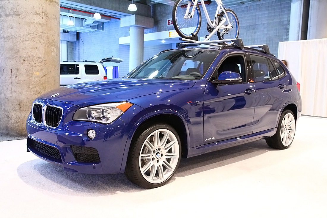 2012 nyias blue x1 m sport and vs x3. Black Bedroom Furniture Sets. Home Design Ideas